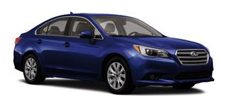 2017 Subaru Legacy (US specs.)