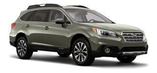 2017 Subaru Outback (US specs.)