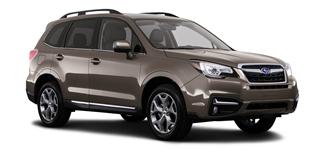 2017 Subaru Forester (US specs.)