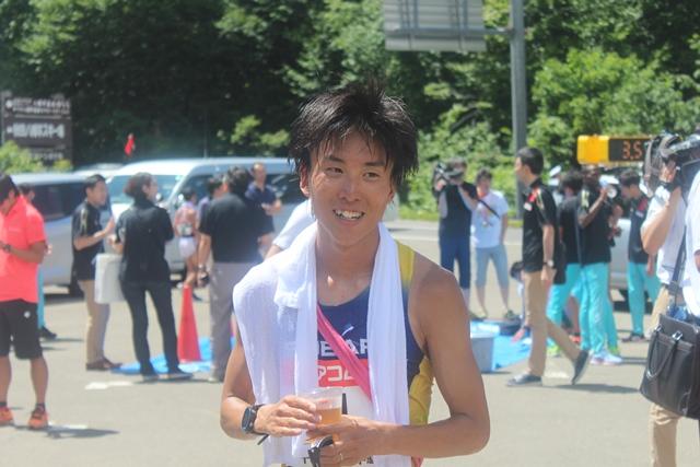 小山選手(2)