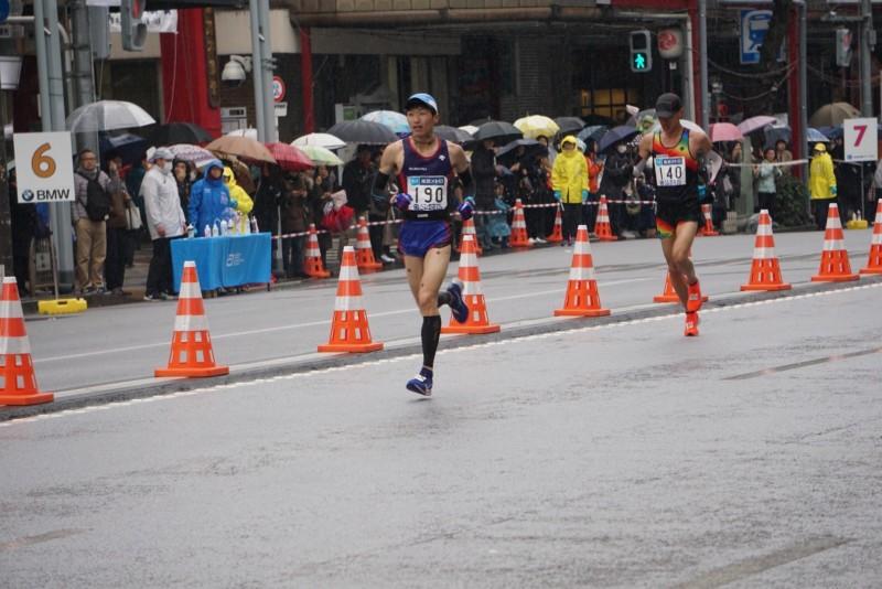 2019東京マラソン阿久津